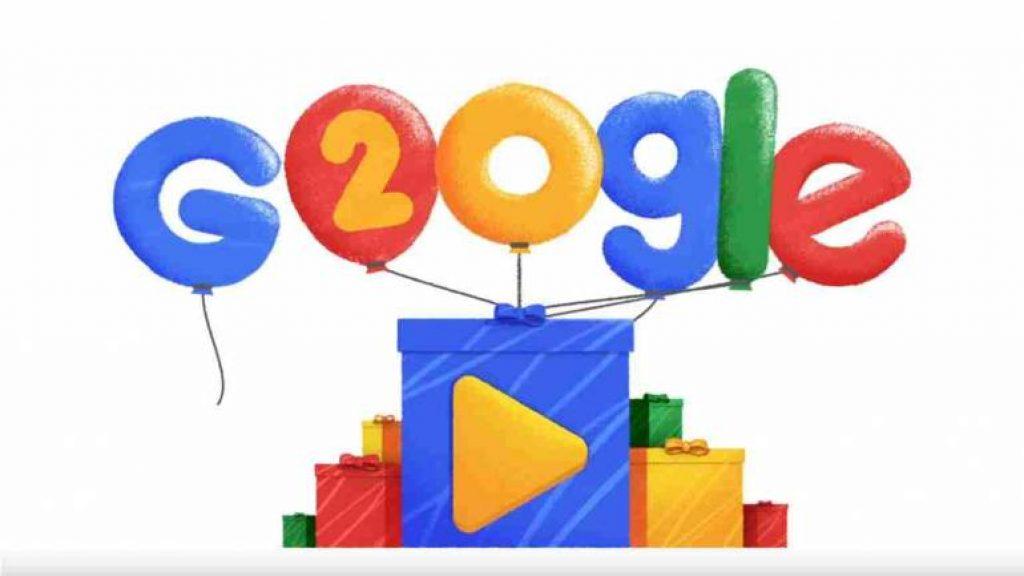 Tuesdays With Tina - Happy Birthday, Google