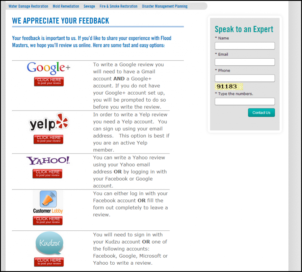 8 Simple Ways to Collect Customer Reviews