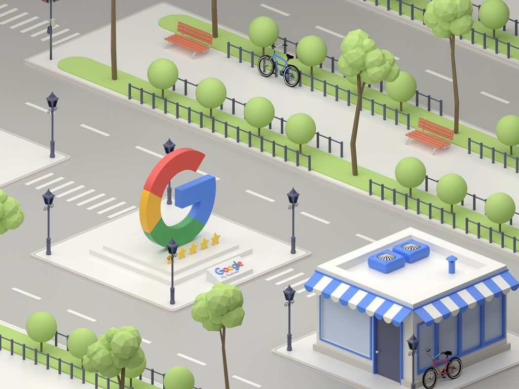 Tuesdays With Tina - Why Your Website Doesn't Appear on Google Maps